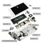 i-SS(iPhone syuuri service)のiPhone修理屋の商材